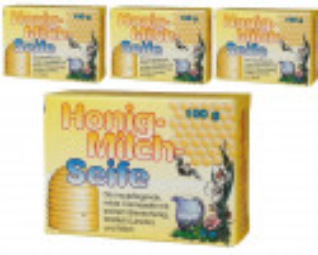 Honey Milk Soap (100 G)
