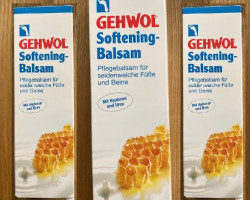 Gehwol Softening balm (125ml)