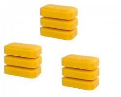 Savon au miel parfum miel (100g sans étiquette)