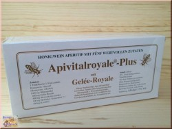 Apivitalroyale-Plus mit Gelée Royale