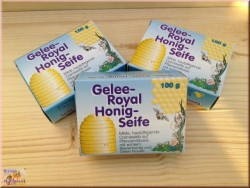 Gelee Royal Honig Seife (100g)