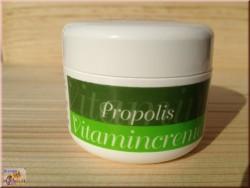 Crème Vitamine à la Propolis